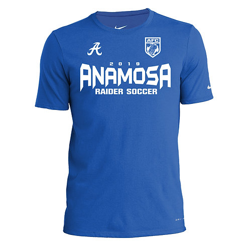 Anamosa Soccer Nike Dri-Fit Tee