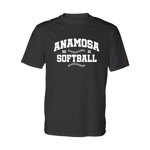 Anamosa Softball Performance T-Shirt