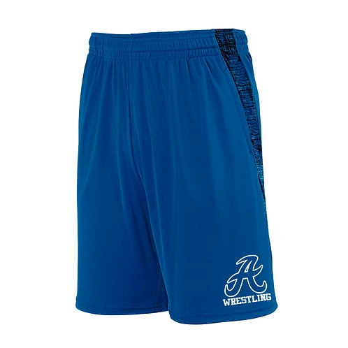 Raider Wrestling Intesify Shorts
