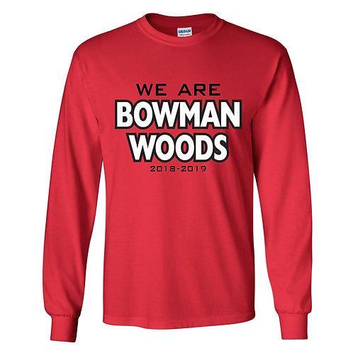 Bowman Woods Long Sleeve T-Shirt