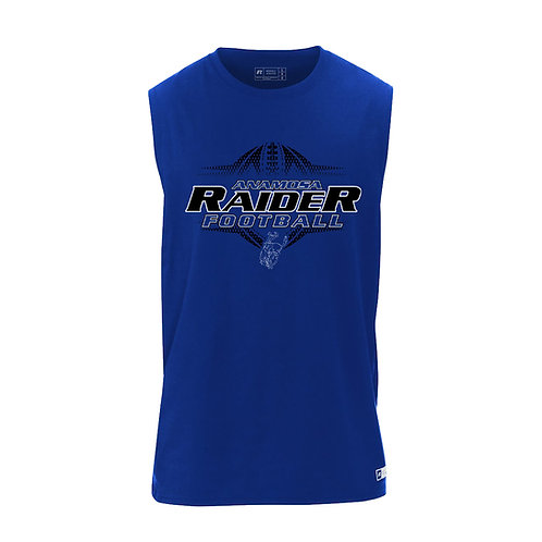 Raider Football Russell Muscle Tee
