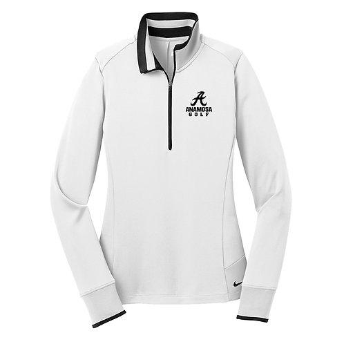 Anamosa Golf Nike Dri Fit Ladies 1/2 Zip