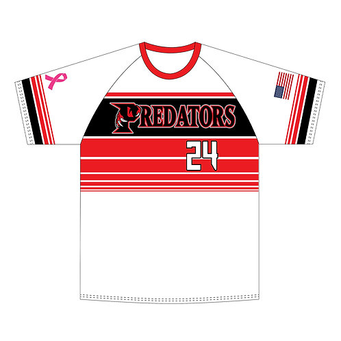 Predators Sublimated Turbo Tee Jersey
