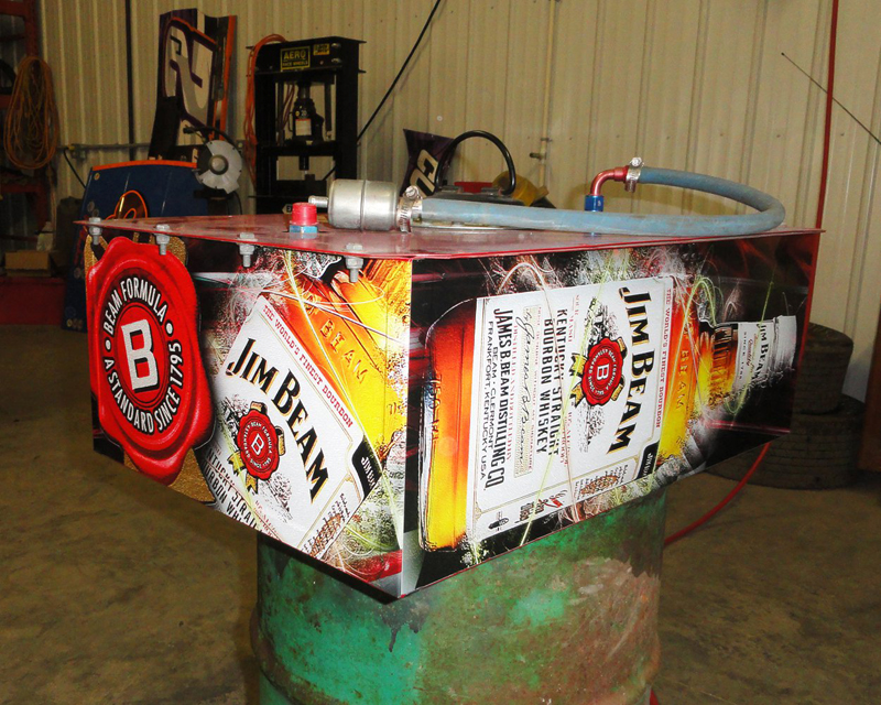 Jim Beam Fuel Cell