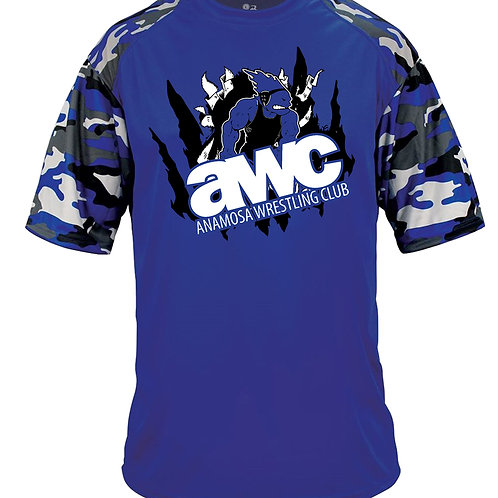 AWC Camo Performance T-Shirt