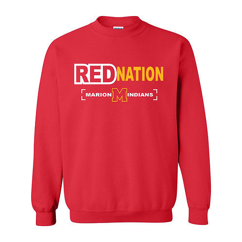 Marion Red Nation Crew SWS