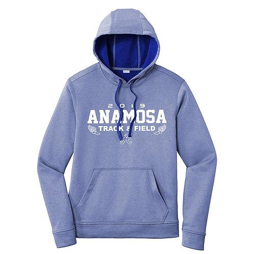 Anamosa Track Performance Hoodie