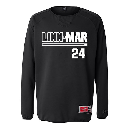 LM Baseball Pullover