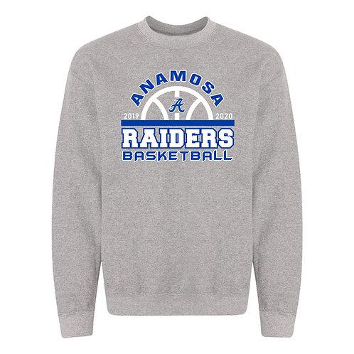 Anamosa Basketball Crew Sweatshirt