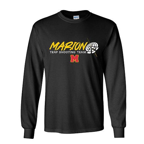 Marion Trap Shooting Lg Slv T-Shirt