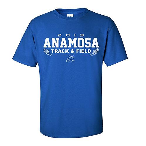 Anamosa Track T-Shirt