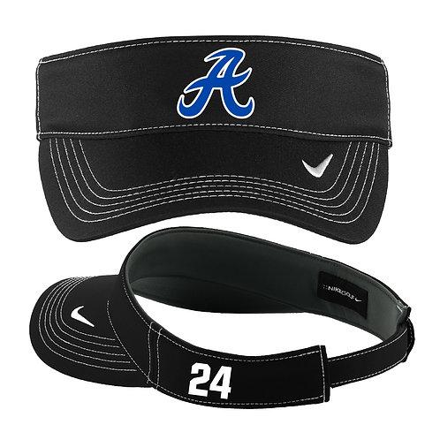 Raider Softball Nike Visor