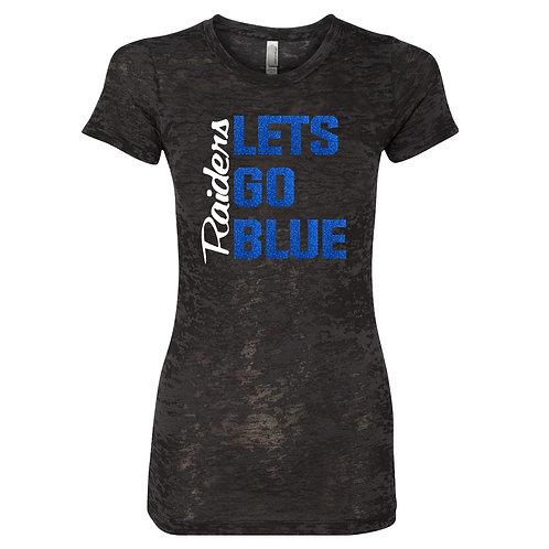 Raiders Burnout Shirt