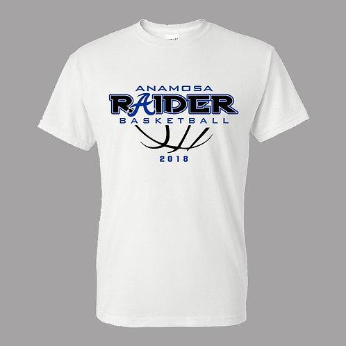 Raider Basketball Dry Blend T-Shirt