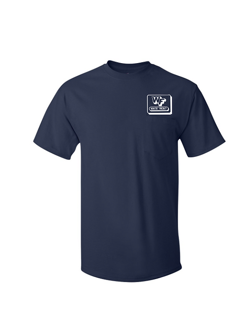 WF Hanes Pocket T-Shirt