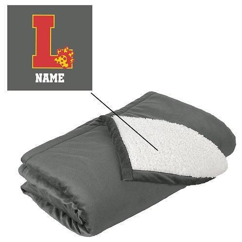 Longfellow Sherpa Blanket