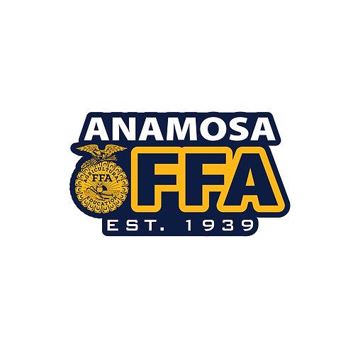Anamosa FFA Decal