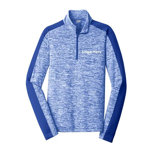 MercyPedIC Colorblock 1/4 Zip Pullover