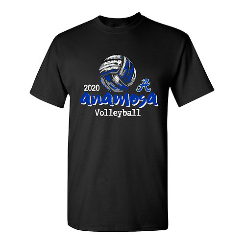 Raider 2020 Volleyball Gildan T-Shirt