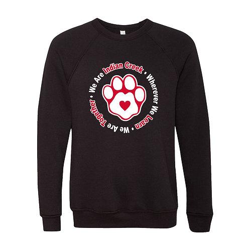 Indian Creek Bella+Canvas Crew Sweatshirt