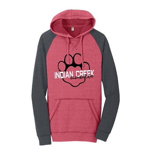 Indian Creek Raglan Hoodie