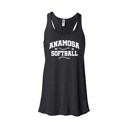 Anamosa Softball Bella Tank