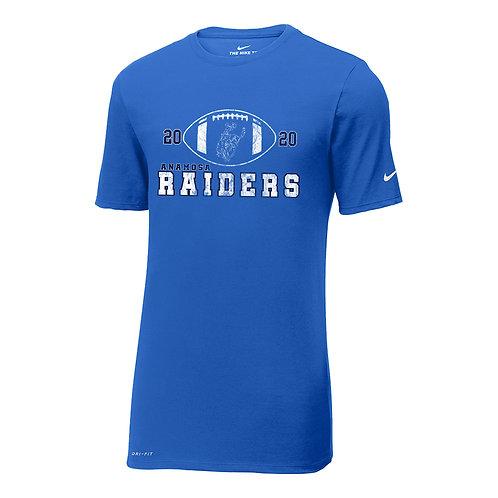 Raider Football Nike Dri-Fit Tee