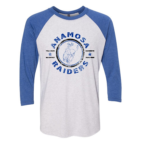 Raiders Raglan T-Shirt 1