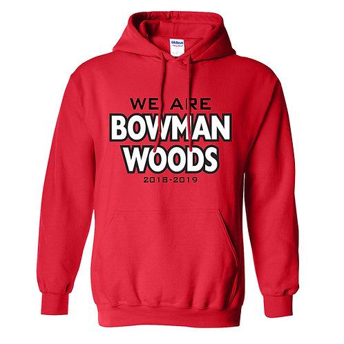 Bowman Woods Hooded Sweatshirt