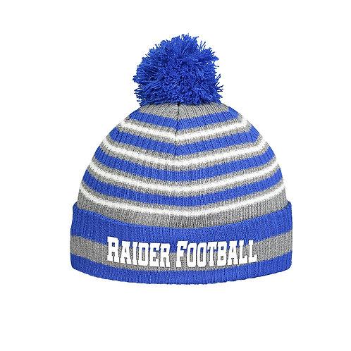 Raider Football Beanie