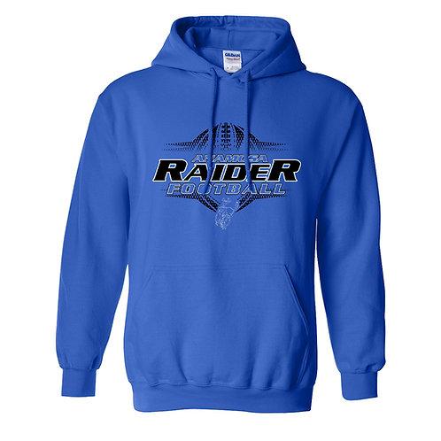Raider Football Gildan Hoodie
