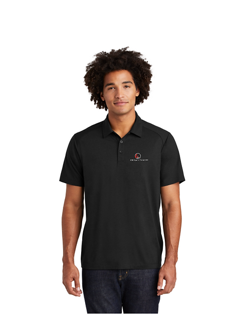 One Property Tri-Blend Wicking Polo