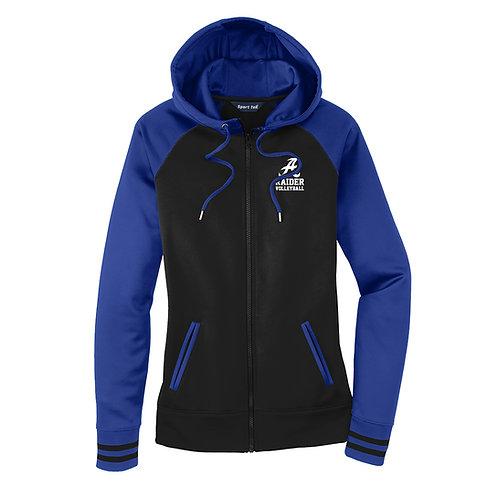 Raider Volleyball Ladies Varsity Jacket