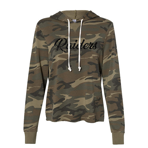 Raider Ladies Alternative Hoodie