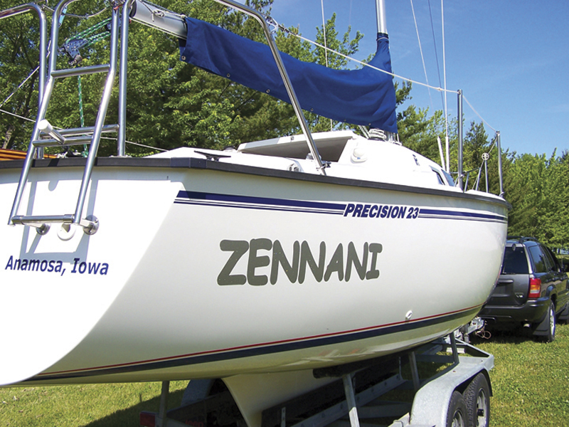 Zennani Sailboat Graphics