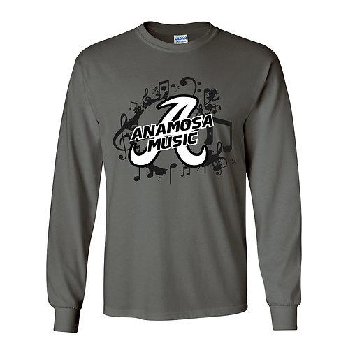 Anamosa Music Cotton Lg Slv T-Shirt