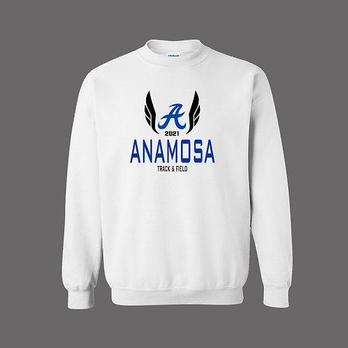 Anamosa Boys Track Gildan Crew SWS
