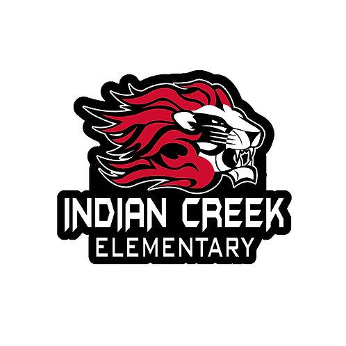 Indian Creek Decal