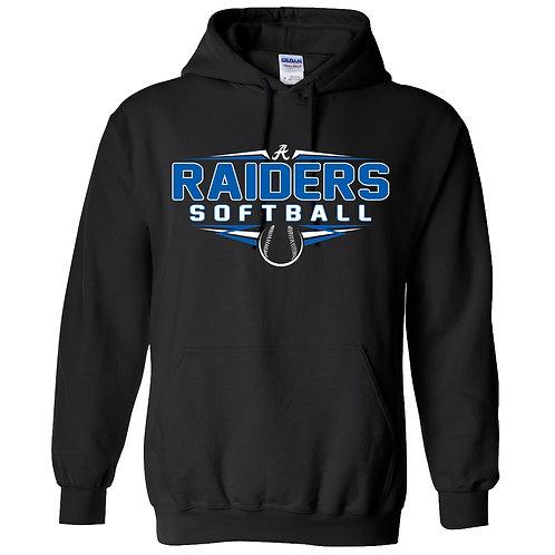 Raider Softball Hoodie