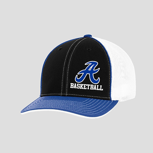 Anamosa Basketball Fitted Hat