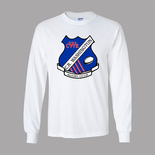 CR Wash Rugby Gildan Lg Slv T-Shirt