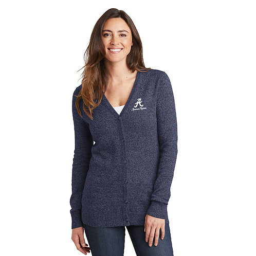 Raider Ladies Cardigan Sweater