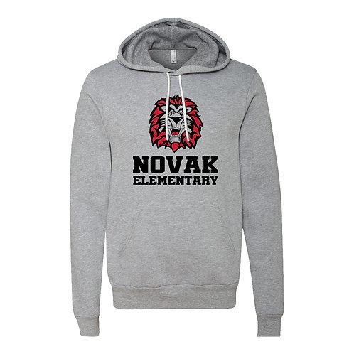 Novak Bella+Canvas Hoodie