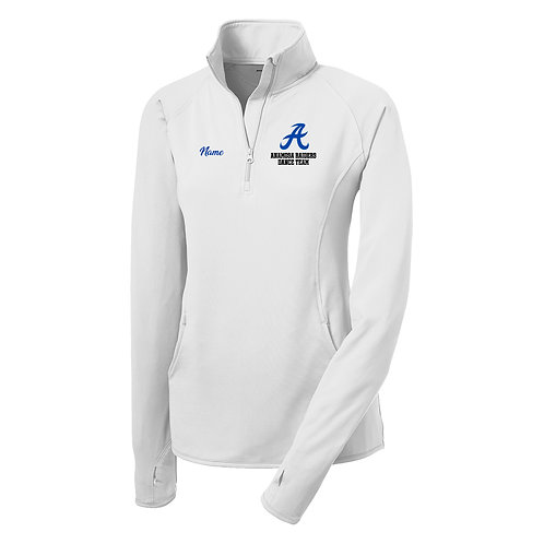 Anamosa Dance Ladies 1/4 Zip