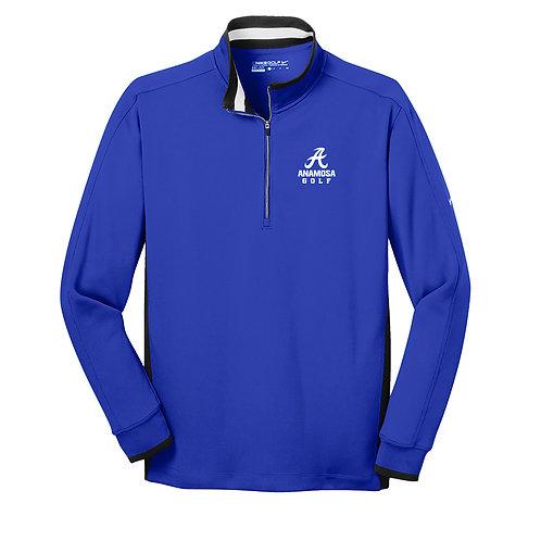 Anamosa Golf Nike Dri Fit Mens 1/2 Zip