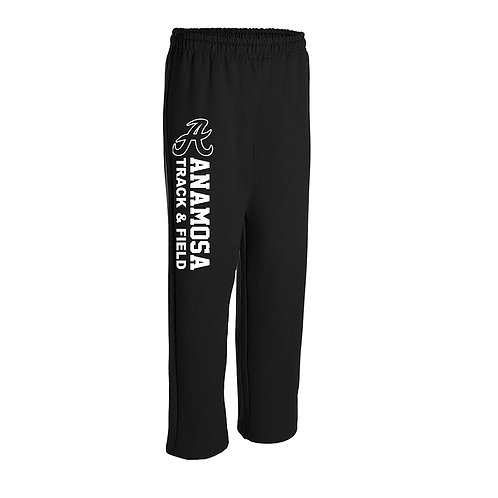 Anamosa Track Dry Blend Sweatpants w/Pocket