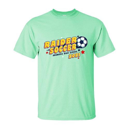 Anamosa Girls Soccer Team T-Shirt