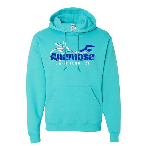 Anamosa Swim Team Hoodie