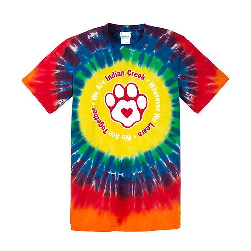 Indian Creek Tie-Dye T-Shirt