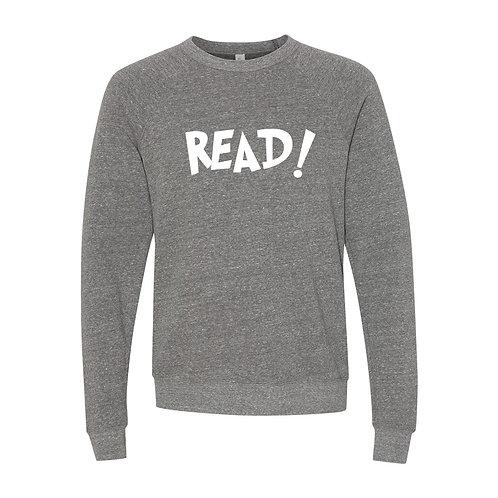 Bowman Woods Read Crew Sweatshirt